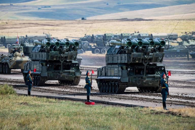 Forças Armadas de potências globais