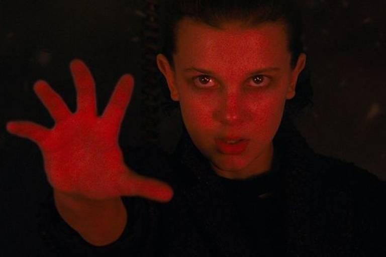 """""""Stranger Things"""" é uma das séries que recebeu mais indicações para o Emmy este ano."""
