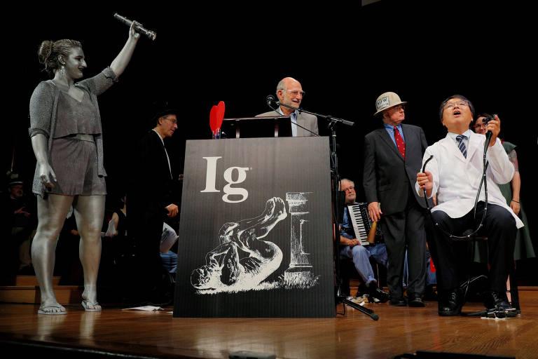Cerimônia Ig Nobel