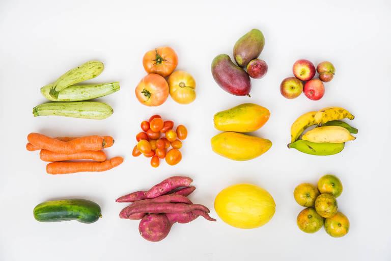 Frutas e raízes devem ficar em locais sem luz, mas arejados