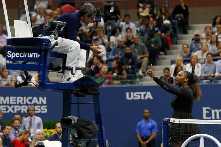 Caso Serena mostra o quanto a universalidade do fair play é relativa