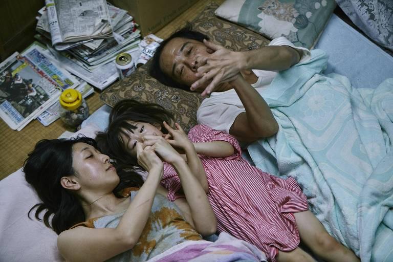 """""""Assunto de Família"""", de Hirokazu Kore-eda"""