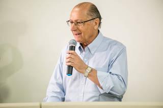 Geraldo Alckmin, visita a Liga de Combate ao Câncer em Natal (RN)