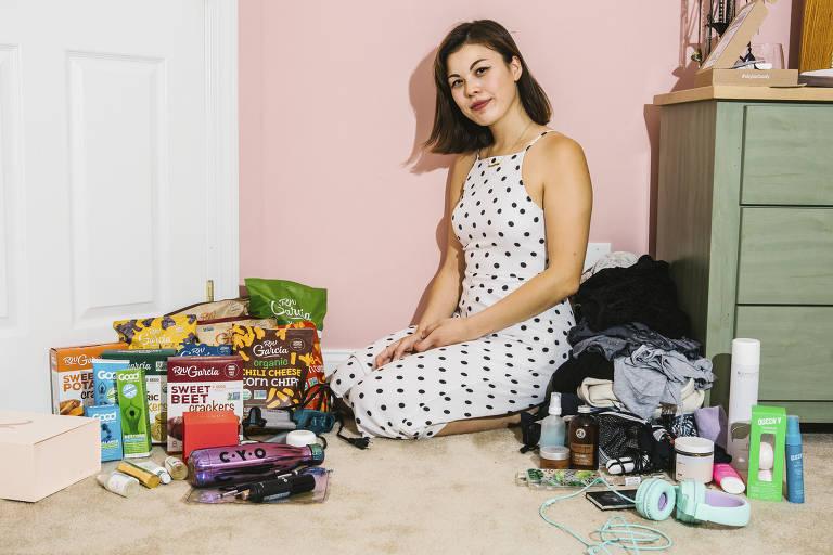 Marcas pagam garotas universitárias para divulgar produtos no Instagram