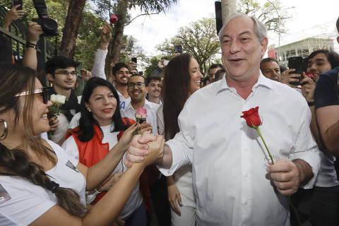 'Nem a pau, Juvenal', diz Ciro sobre já pensar em apoio a Haddad