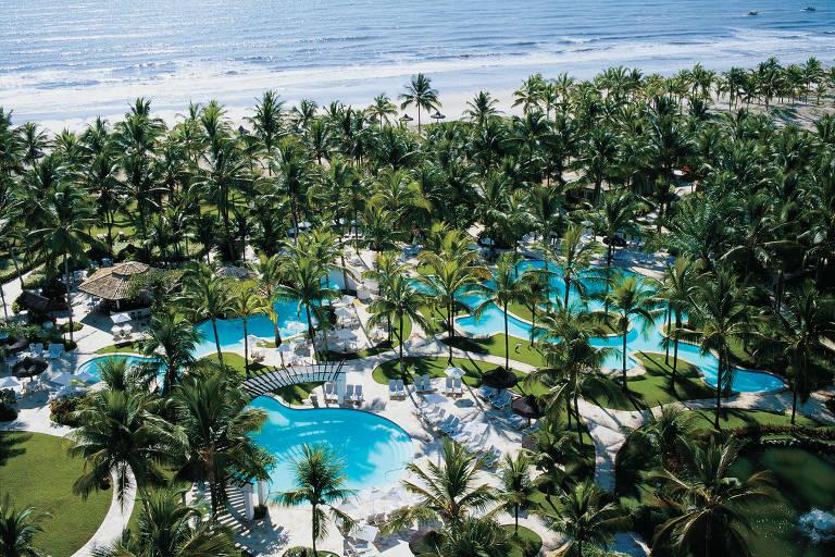 Transam�rica Resort Comandatuba