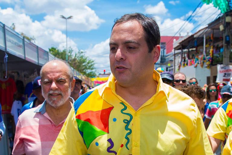 O governador de Pernambuco, Paulo Câmara (PSB), que é candidato à reeleição e lidera a corrida eleitoral no estado