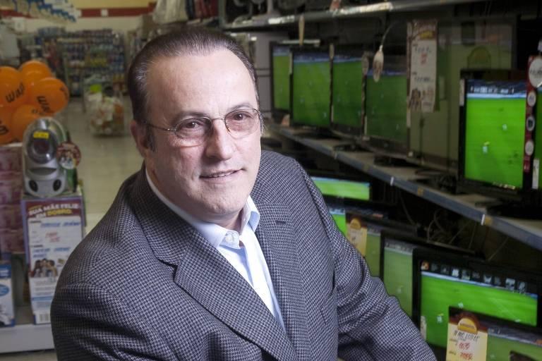 Pedro Joanir Zonta, presidente da rede de supermercados Condor, que declarou voto em Bolsonaro
