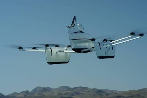 Flyer, modelo de carro voador da Kitty Hawk