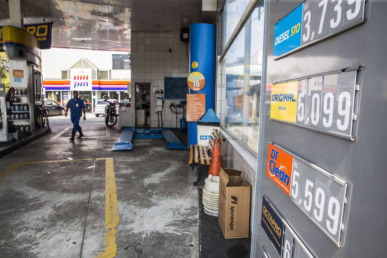 Veja quais combustíveis são impactados pelo dólar