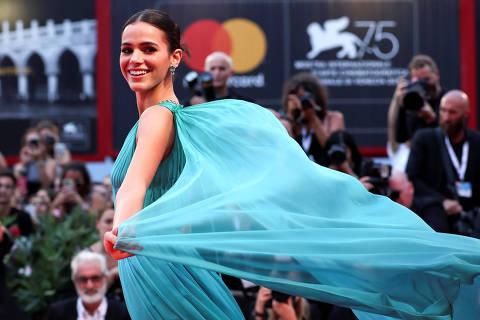 The 75th Venice International Film Festival - Screening of the film