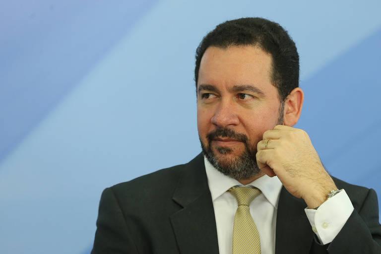 O presidente do BNDES, Dyogo Oliveira