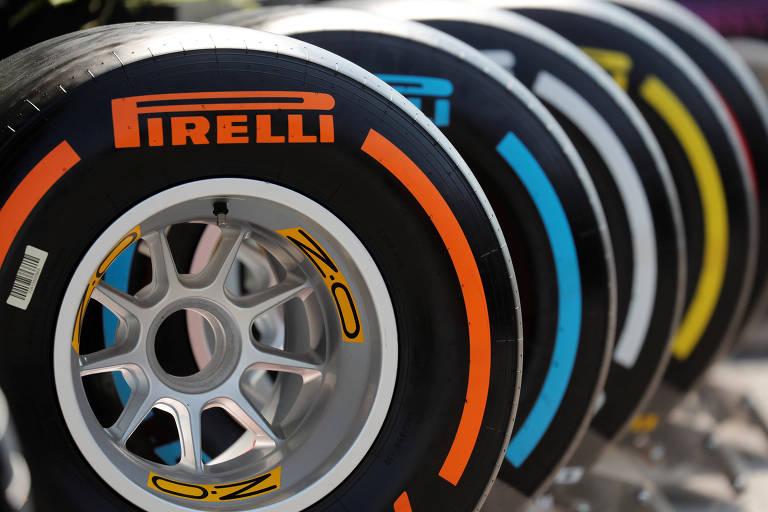 Folha Top of Mind 2018 - Pirelli