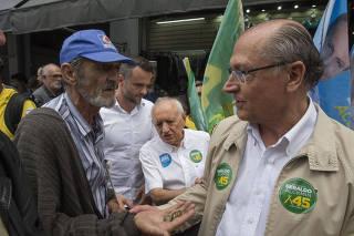 Geraldo Alckmin em SP