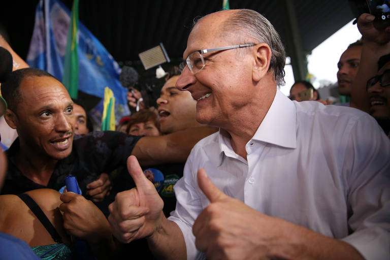 Eleições 2018 - Geraldo Alckmin