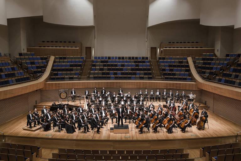 Orquestra Filarmônica de Minas Gerais
