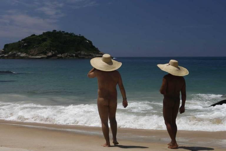 Praias naturistas pelo mundo