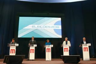 ELEICOES 2018 / GDF / DISTRITO FEDERAL / CANDIDATOS