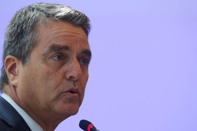 Roberto Azevedo, diretor geral da OMC