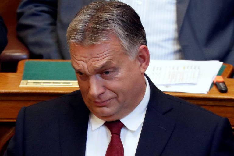 Orbán franze a testa