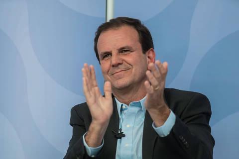 Paes lidera no Rio com 22%; Romário tem 14% e Garotinho, 12%, mostra Datafolha