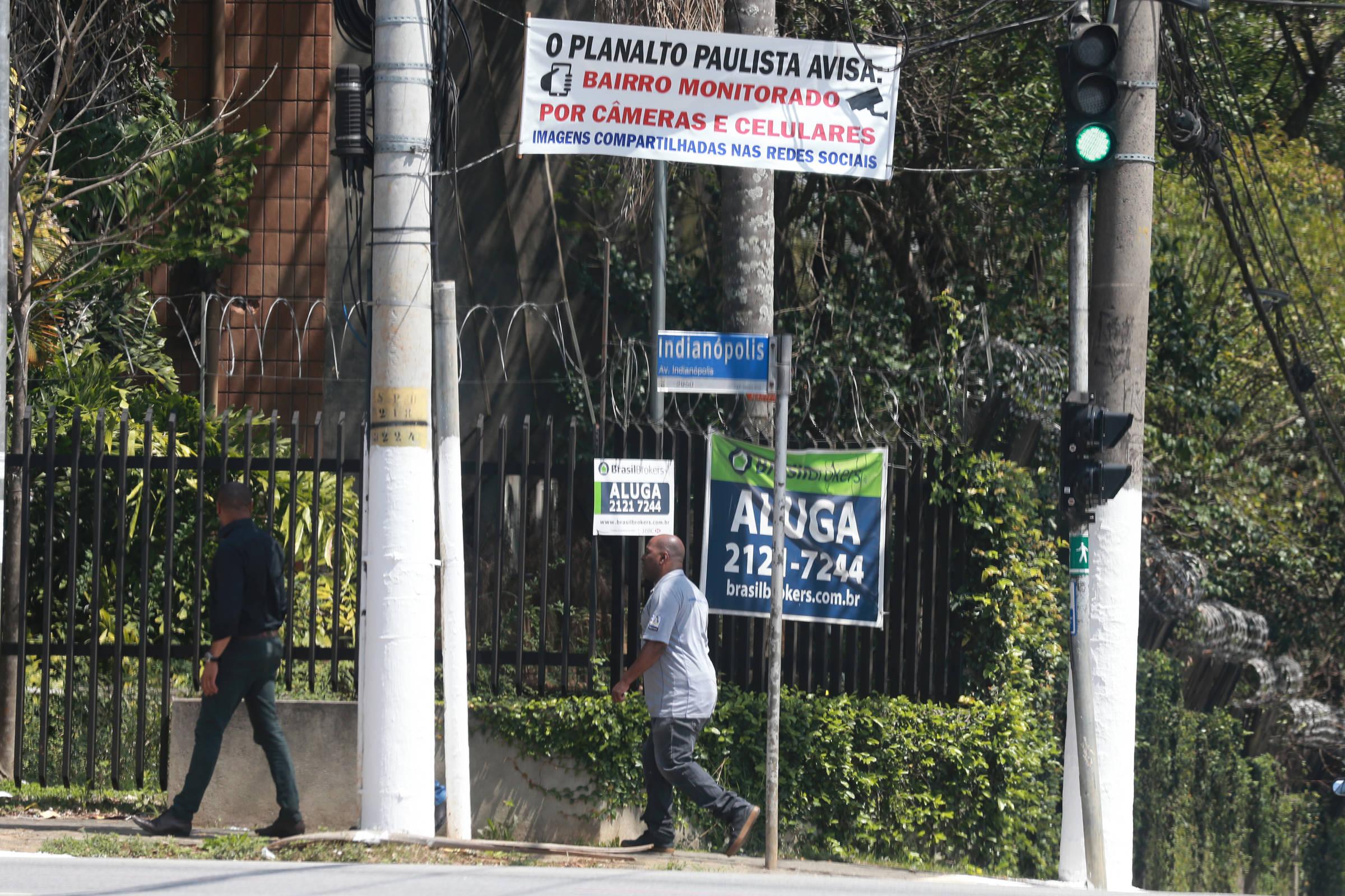 Transexual é morta em travessa da avenida Indianópolis, em SP