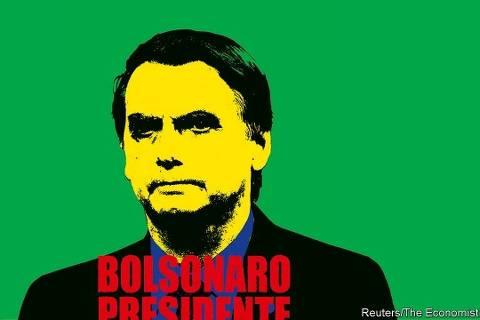 Economist vê Bolsonaro como 'ameaça' e 'presidente desastroso'