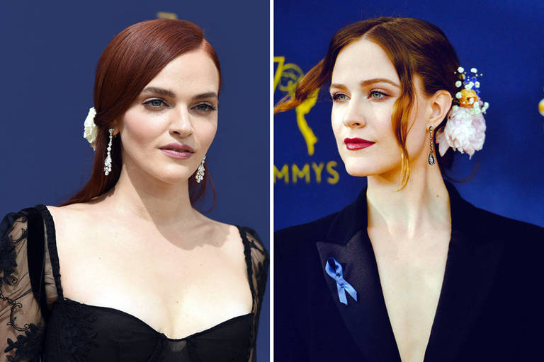 Evan Rachel Wood/Madeline Brewer
