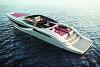 Intermarine 58 Offshore, com 17,6 metros de comprimento, pode chegar a 100 km/h, ou 54 nós; o preço médio é de R$ 5,2 milhões
