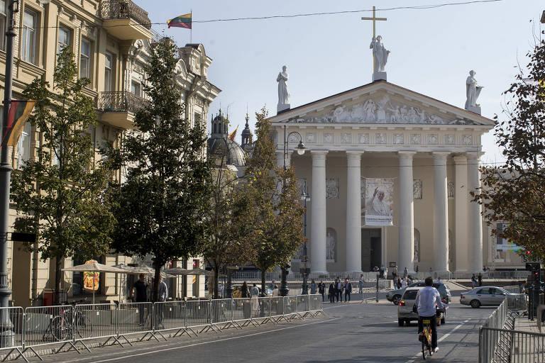 Viagem do papa a países Bálticos tem Rússia como pano de fundo