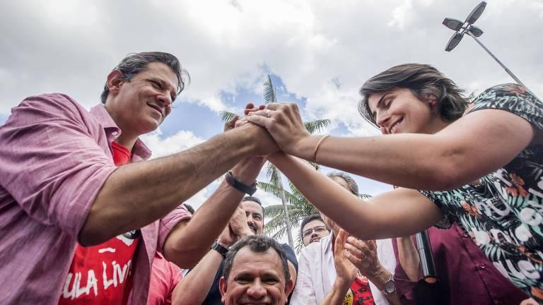 Eleições 2018 - PT