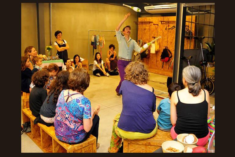 Neste domingo (23), acontece no Parque da Água Branca o 'Colher de Pau Festival', feira de alimentos e objetos direto do produtor e programação de oficinas, rodas de conversa e shows