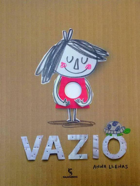 """Vazio"", de Anna Llenas (ed. Salamandra)"