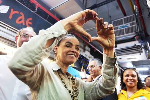 Com campanha enxuta, Marina Silva gasta R$ 67 mil em consultoria de moda
