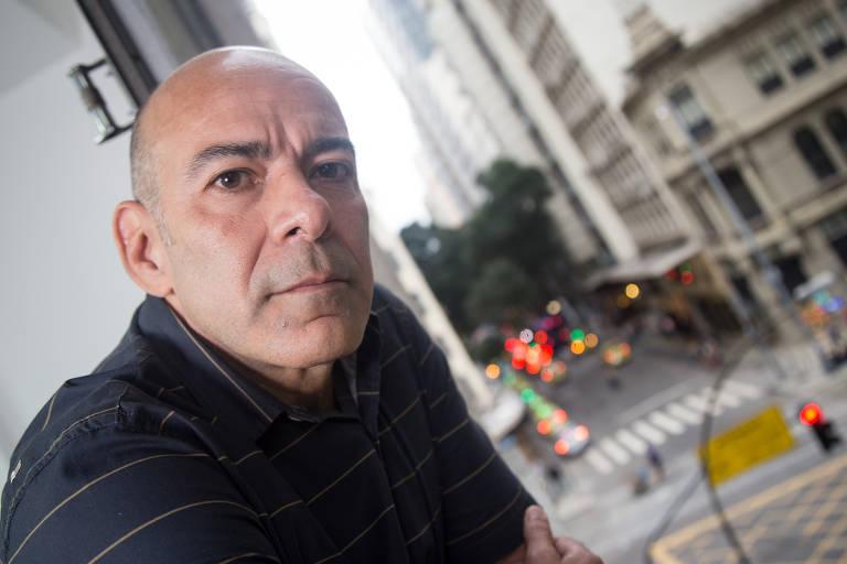O ex-doleiro Vinicius Claret
