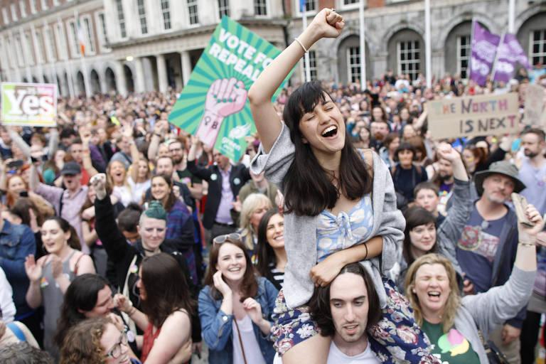 Irlanda marca para outubro referendo sobre blasfêmia