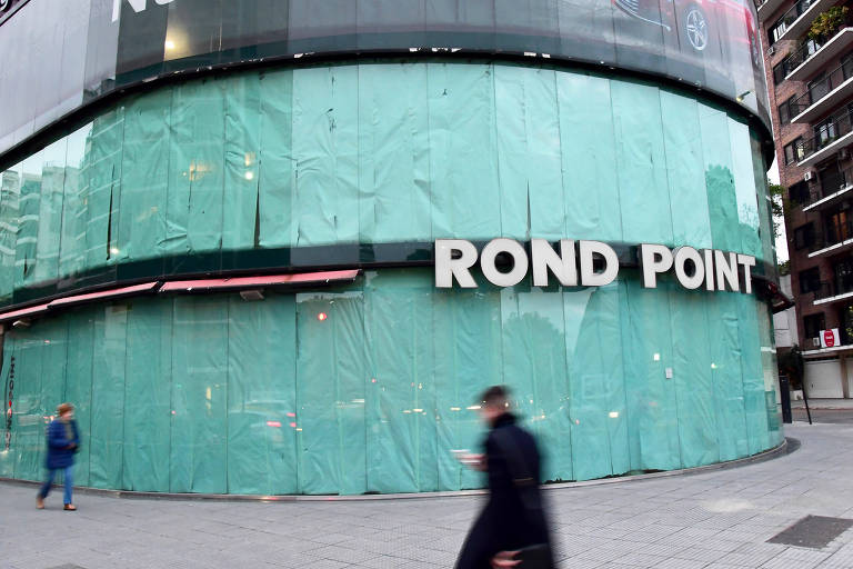 Rond Point, cafeteria de Buenos Aires, fechada