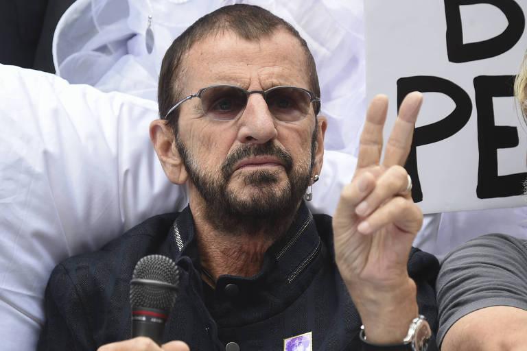 Livro sobre Ringo Starr revela suas falhas e desprezo de seus colegas por ele