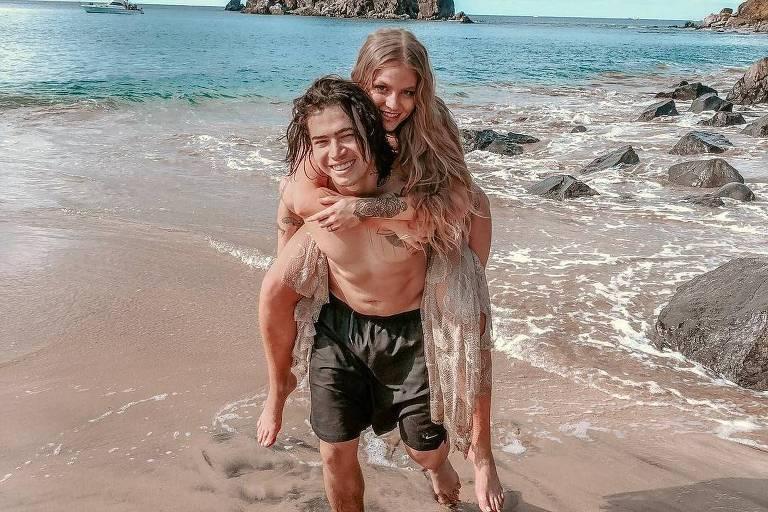 Whindersson Nunes e a namorada, Luísa Sonza