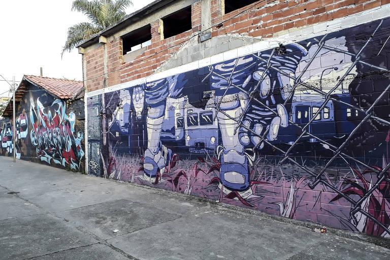 Grafites em SP