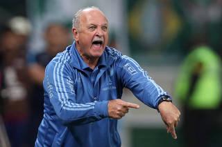 Copa Libertadores -Brazil's Palmeiras v Paraguay's Cerro Porteno