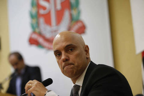 Moraes diz que vazamento 'a conta-gotas' não permite avaliar mensagens de Moro