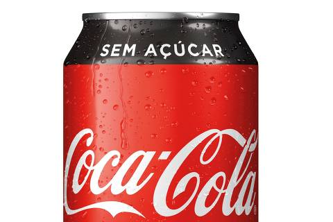 A Coca-Cola trocou a Zero de embalagem para Sem Açúcar