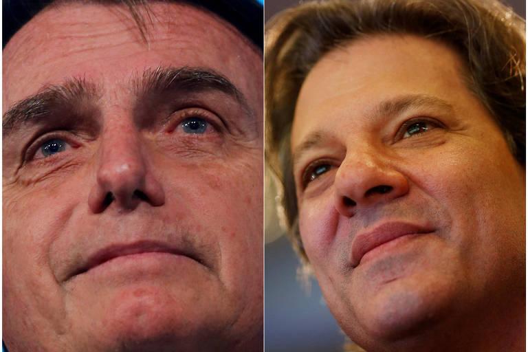 Petistas do Rio pressionam para que campanha de Haddad ataque Bolsonaro