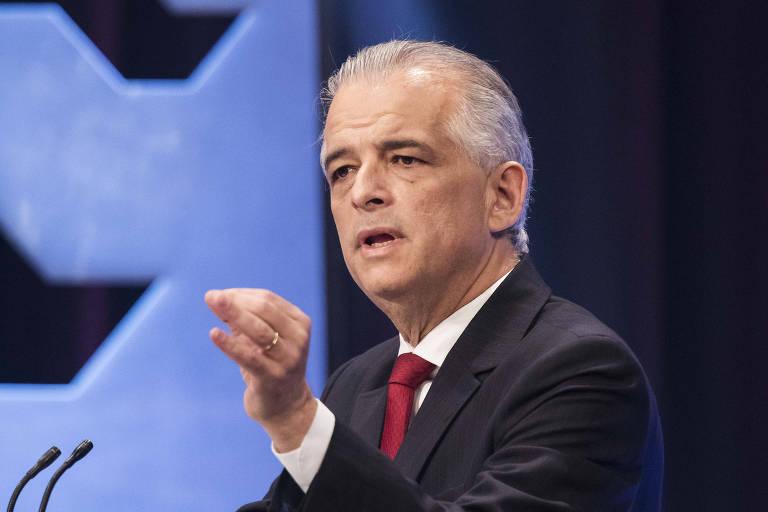O governador de São Paulo, Márcio França (PSB), que é candidato à reeleição