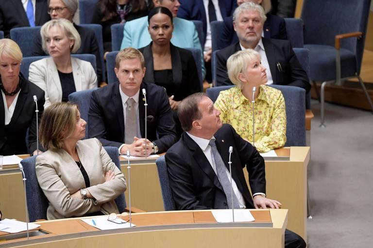 Primeiro-ministro sueco perde apoio no Parlamento e deixará cargo