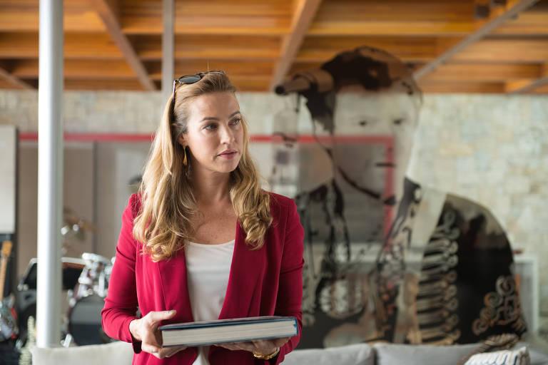 Luana Piovani em cena de 'O Homem Perfeito'