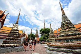 (8)TAILANDIA-BANGKOK-INDUSTRIA-TURISMO
