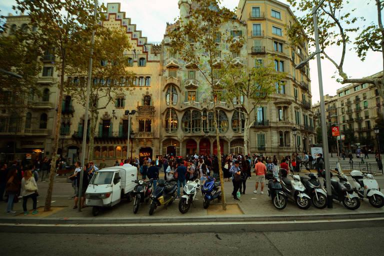 Especial Turismo - Barcelona