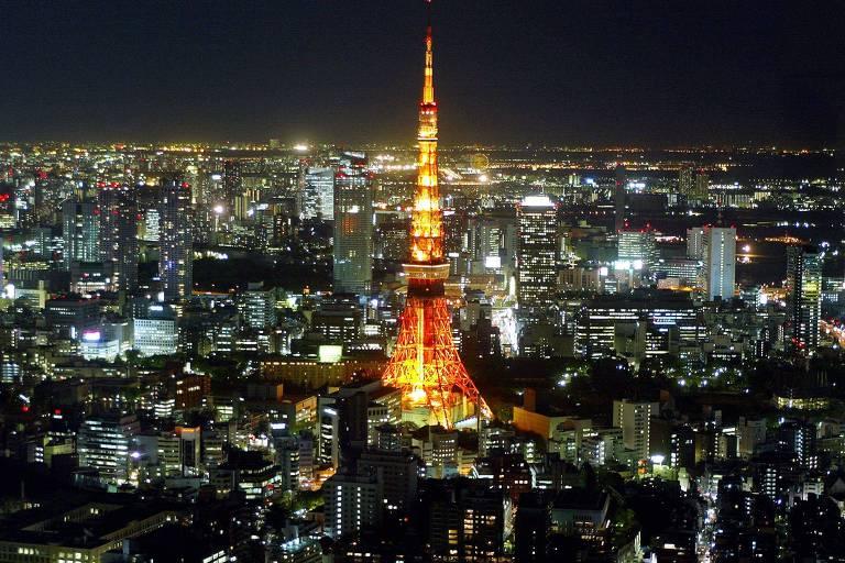 Especial Turismo - Tóquio